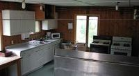 Camp Woods Gilwell-Kitchen
