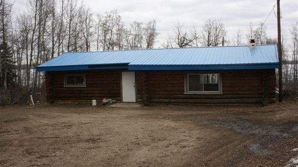 Camp Woods Frontier-Lodge-Front