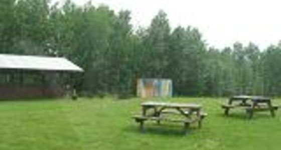 Camp Woods Tenting Areas
