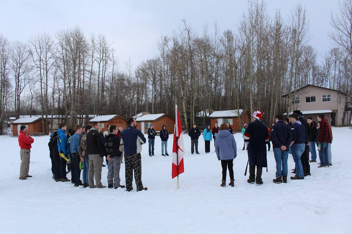 Scouts Canada Camp Woods Indaba Days
