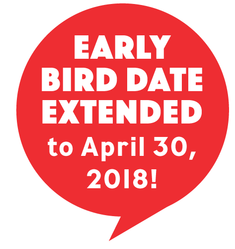 Camp Woods Early Bird Deadline April 30 2018